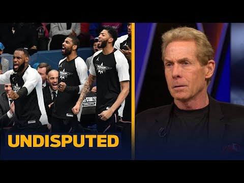 Skip and Shannon discuss a potential LeBron, Kyrie & AD Superteam with the Lakers | NBA | UNDISPUTED