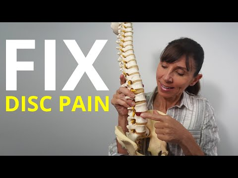 How to Fix Lumbar Disc Pain and Heal Your Disc Fast