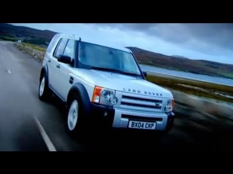 Disco Climbing Challenge part 1 &#8211; Top Gear &#8211; BBC