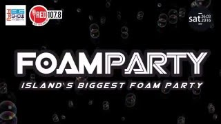 Foam Party -Sri Lanka 2016