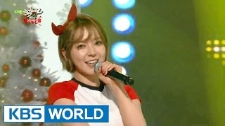 AOA - Heart Attack (심쿵해) [Music Bank Christmas Special / 2015.12.25]