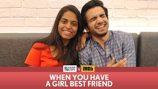 Video FilterCopy | When You Have A Girl Best Friend | Ft. Ayush Mehra and Nayana Shyam MP3, 3GP, MP4, WEBM, AVI, FLV Oktober 2018