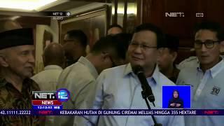 Video Prabowo Pecat Ratna Sarumpaet Akibat Kebohongan Yang Merugikannya - NET 12 MP3, 3GP, MP4, WEBM, AVI, FLV Oktober 2018