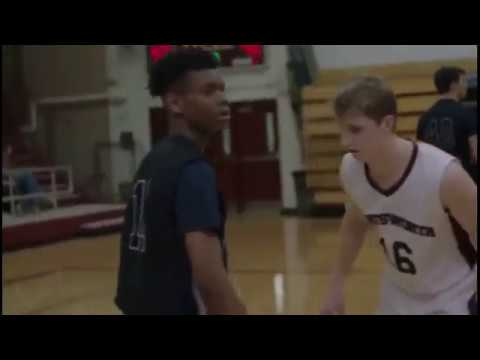 Marvel's cloak and dagger - basketball court fight scene