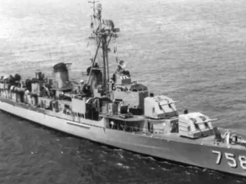 USNM Interview of James Sieller Part Three Memories of the USS Strong and the Vietnam War Era