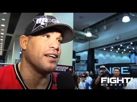 Tito Ortiz Clears Up Matt Hamill Deaf Comments; Promises Title Run