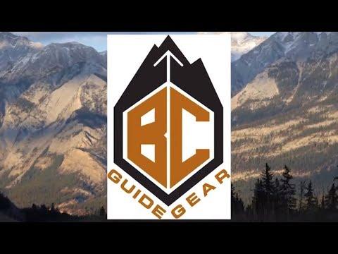 Blacks Creek Guide Gear Hunting Pack Line Up 2018