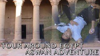 Aswan Egypt  City pictures : TOUR Around Egypt // Aswan (ep.3)