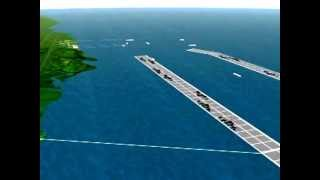 Tanjung Indonesia  City new picture : Kuala Tanjung Indonesia International Hub Port