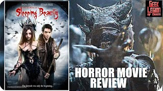 Nonton THE CURSE OF SLEEPING BEAUTY ( 2016 Ethan Peck ) Horror Fantasy Movie Review Film Subtitle Indonesia Streaming Movie Download