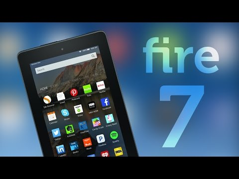 Amazon Fire 7 Tablet Review: The Best Budget Tablet of 2016/2017?