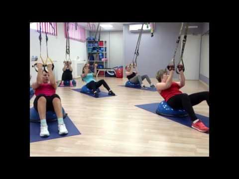 TRX-тренинг
