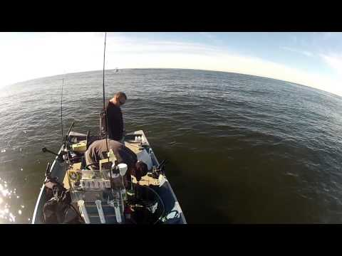 North Cal Sportfishing - Double Hookup Fishing For ling cod Bodega Bay ,California 2012 NorCal SportFishing Adventures.