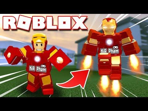 Roblox | KIA SỞ HỮU BỘ GIÁP IRON MAN SIÊU NGẦU - Iron Man Scripting | KiA Phạm - Thời lượng: 17:19.