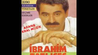 İbrahim Tatlıses - Can Hatice ( türküola kaset ) NETTE İLK...