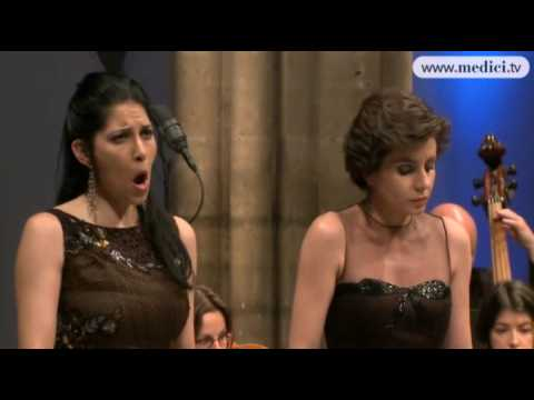 Pergolese Stabat Mater by the Talens Lyriques from the Festival de Saint-Denis