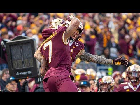 #17 Minnesota vs #4 Penn State Week 11 Highlights   CFB 2019