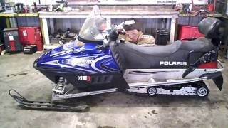 5. 2003 Polaris 550 Trail Touring Tear Down Into Parts LOT 2620A