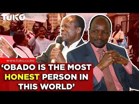 Kenya News Today: Migori Residents Demand The Release of Okoth Obado | Tuko TV