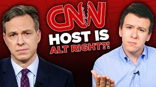 CNN's Jake Tapper Exposed As Alt-Right After Attacking Icon Who Never Did Anything Wrong...