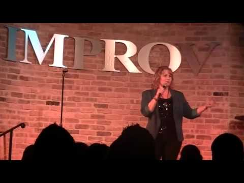 Trish Keating Comedy Tampa Improv