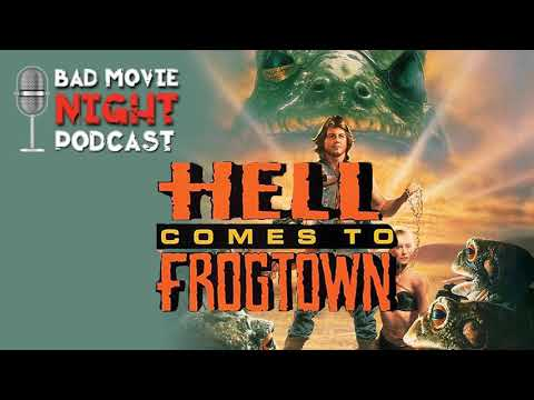 Hell Comes to Frogtown (1988) - Bad Movie Night Podcast