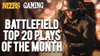 """Battlefield Top 20 Plays of the Month! Holy cow, these are great! Thumbnail image from Shadow 6twitter.com/Shadow6ix► Help Us Get 1,000,000,000 Subscribers!  http://bit.ly/1NOKqlU► Neebs Gaming is powered Xidax PCs, check them out here!     http://mbsy.co/gFZJHTwitch - Every Thursday starting at 8:00 EST          WORLDS GREATEST STREAM►https://Twitch.tv/NeebsgamingSpreadshirt Shop:►https://Hankandjed.Spreadshirt.com/Buy Our Music►http://bit.ly/1LiDPfVSocial Media Sites:►Facebook - https://www.Facebook.com/NeebsGaming►Twitter - https://Twitter.com/NeebsofficialOur Website:► http://www.neebsgaming.netPlaylist:► Battlefield 4 - http://bit.ly/1MMMpFM► Grand Theft Auto 5 - http://bit.ly/1ZOvIPw► Music Videos - http://bit.ly/1W6gkcGBattlefield Music:""""Neebs Gaming Intro"""" - by Hank and Jed © Copyright - Hank and Jed / Hank and Jed (889211211401)""""Wingy Dang-Dang"""" - by Hank and Jed © Copyright - Hank and Jed / Hank and Jed (888174285504)Take That Back - Silent Partner Mean Streetz - MK2Mischief Maker - Kevin MacLeodBounce It - Silent PartnerMarty Gots a Plan - Kevin MacLeod"""