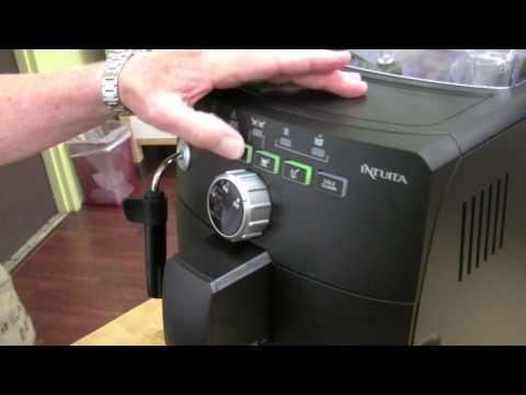 Crew Review: Saeco Intuita Superautomatic Espresso Machine