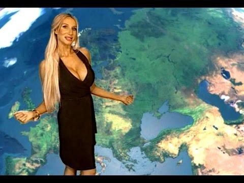 ПОГОДА В ЧЕЛЯБИНСКЕ на СТС. Такого прогноза погоды вы ещё не видели!