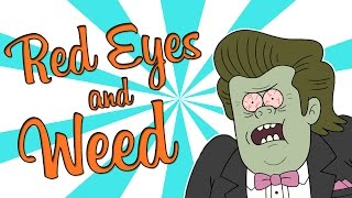 WHY DOES WEED MAKE YOUR EYES RED?? by Strain Central