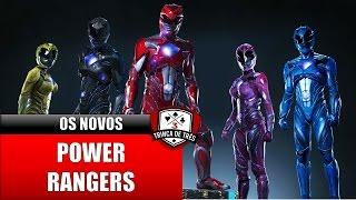 BEM VINDO A MAIS UM TRINCA DE TRÊS Hoje estamos comentando um pouco sobre os novos Power Rangers e o que achamos deles! Com a participação do nosso grande am...