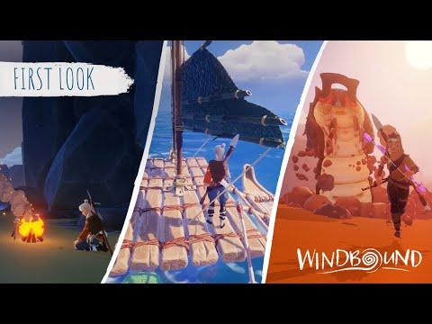 Premier aperçu de gameplay de Windbound