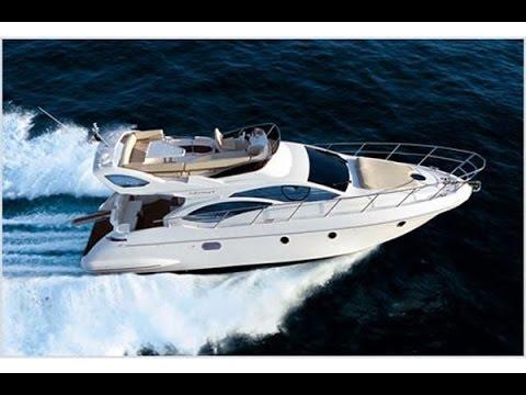 43' Azimut yacht 2008 (HD 720p) (видео)