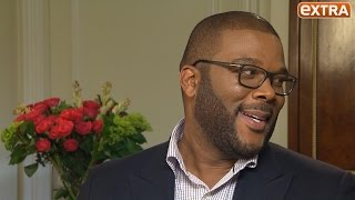 Did Tyler Perry Just Accidentally Reveal His Baby's Gender?