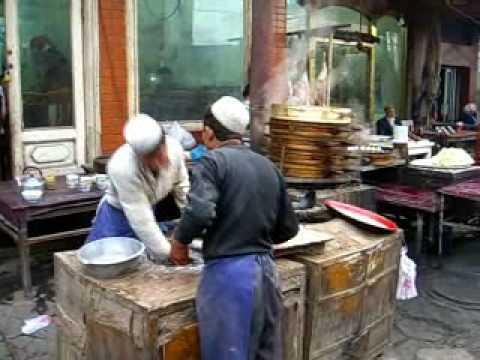 China's Uighur Street Food Scene
