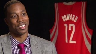 Dwight Howard on Kobe Bryant and leaving the Lakers