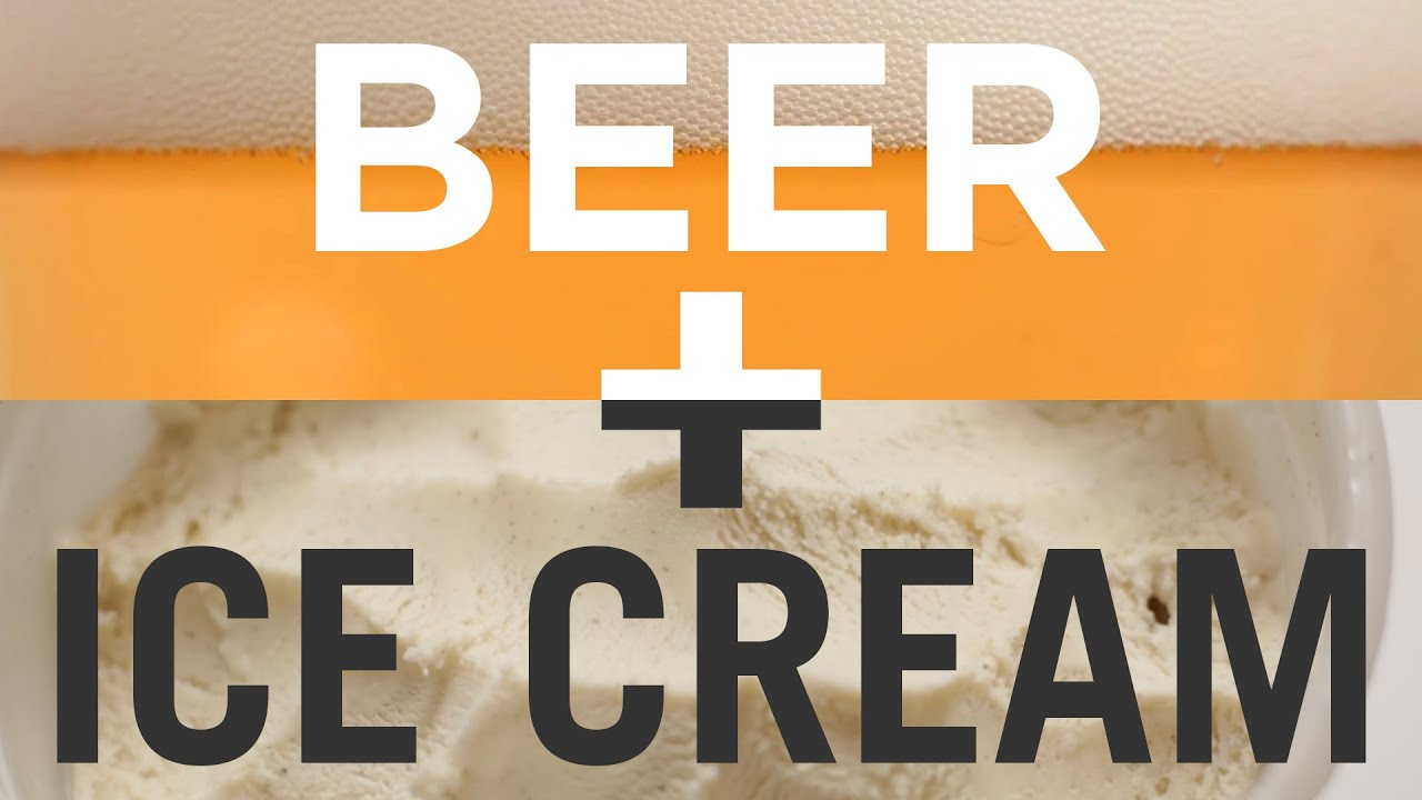 How to Make Beer-Flavored Ice Cream | Mashable