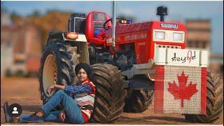 Swaraj Modify Video Tochan Mukabla kaler tractor lovers