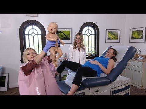 Momsplaining with Kristen Bell #PregnancyRealness, Ep. 1