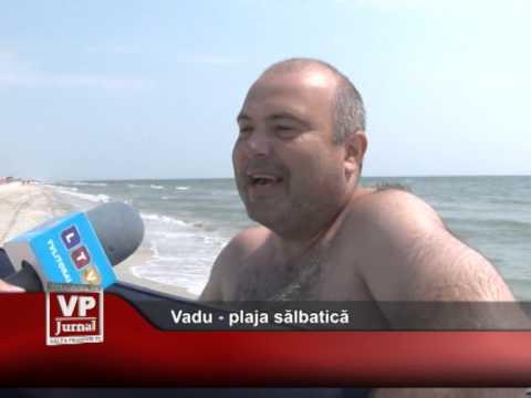 Vadu – plaja sălbatică