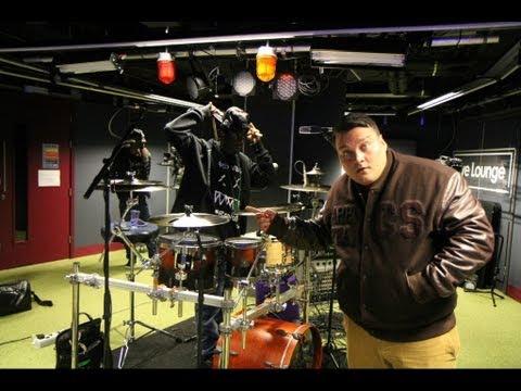 [@BreakbeatKMB] BBC 1xtra Live Lounge Kiss My Beats