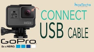 Video GoPro Hero5 Black - How to Charge by USB / Connect USB Data Cable MP3, 3GP, MP4, WEBM, AVI, FLV November 2018
