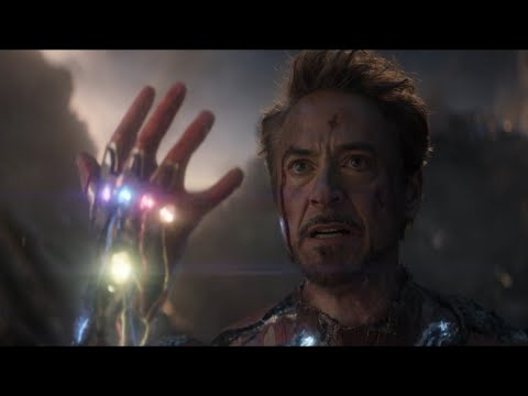 "Avengers: Endgame (2019) - ""And I.. Am... Iron Man"" 