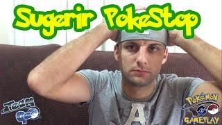 Sugerir PokeStops Ou Ginásios no Pokemon Go + Mudança de Nome by Pokémon GO Gameplay
