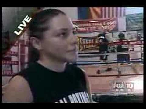 Boxervate Fox 10 News Segment