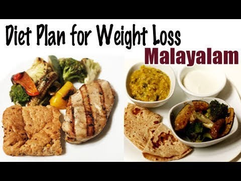 1900 Calories Diet for Weight Loss – Malayalam