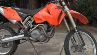 7. KTM 450 MXC
