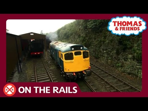 Diesel Engines | On The Rails | Thomas & Friends