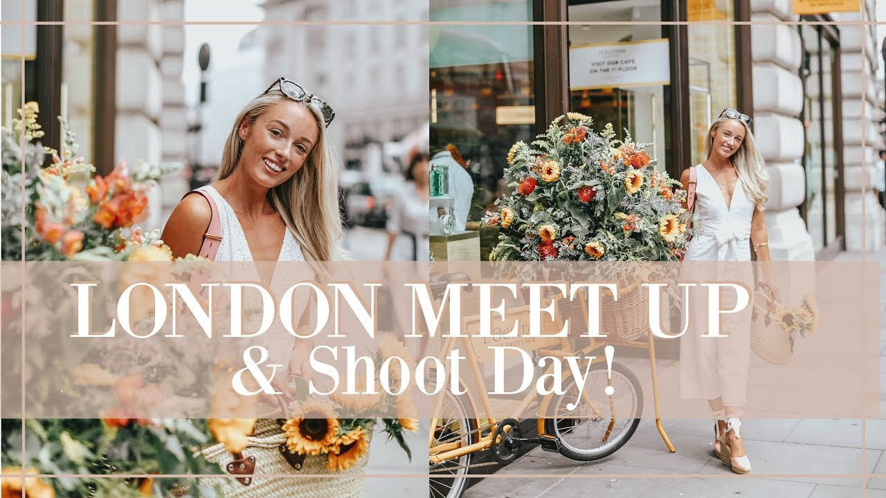 SHOOT DAY + ANNOUNCING MY MEET UP!  // Fashion Mumblr