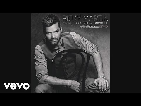 Ricky Martin - Mr. Put It Down ft. Pitbull (Noodles Remix)[Cover Audio]